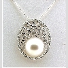 EGL Certified Quality Pearl Pendants