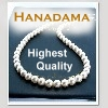 Hanadama Quality Pearl Necklaces
