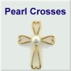 Pearl Crosses